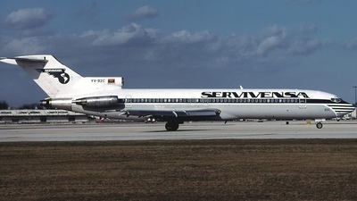 YV-92C - Boeing 727-281(Adv) - Servivensa