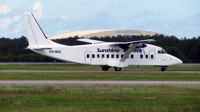 VH-SEO - Short 360-300 - Sunshine Express Airlines