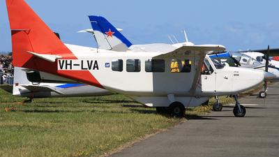 VH-LVA - Gippsland GA-8 Airvan - Private
