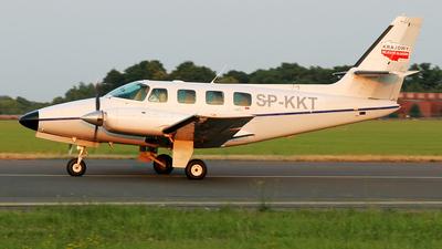 SP-KKT - Cessna T303 Crusader - Private