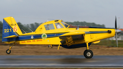 A picture of VHLIR - Air Tractor AT802 - [8020049] - © André Garcez