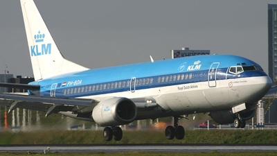 PH-BDA - Boeing 737-306 - KLM Royal Dutch Airlines