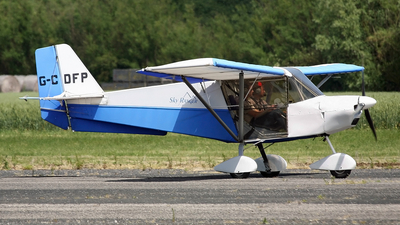 G-CDFP - Skyranger 912 - Private