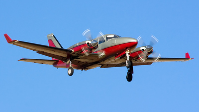 A picture of N64AP - Piper PA31350 - [317405178] - © Philippe Clairo