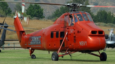 N9VY - Sikorsky S-58 - Summit Helicopters