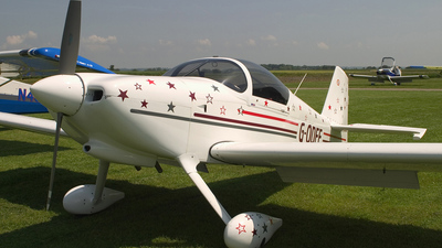 G-ODEE - Vans RV-6 - Private
