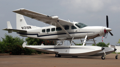 N1316N - Cessna 208 Caravan - Air Logistics