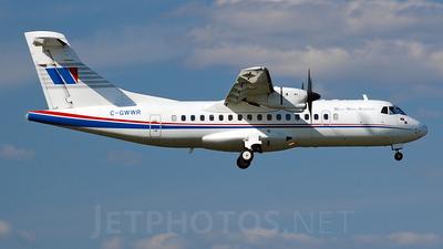 A picture of CGWWR - ATR 42300 - Transwest Air - © Matt Willems