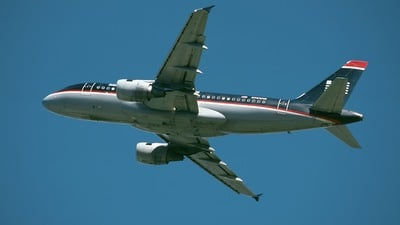 N701UW - Airbus A319-112 - US Airways