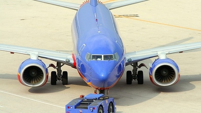 N268WN - Boeing 737-7H4 - Southwest Airlines