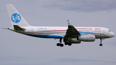 RA-64045 - Tupolev Tu-204-300 - Vladivostok Air