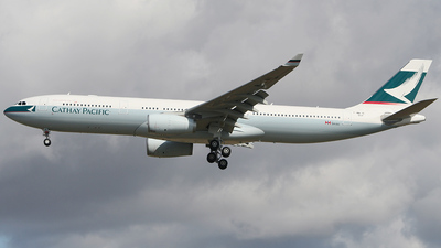 F-WWYE - Airbus A330-343 - Cathay Pacific Airways