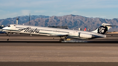 N943AS - McDonnell Douglas MD-83 - Alaska Airlines