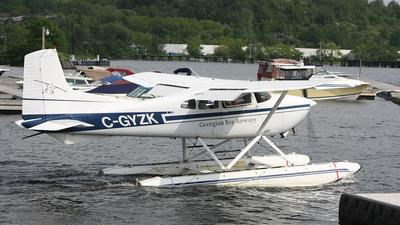 A picture of CGYZK - Cessna 180K - [18052864] - © Michael Fritz