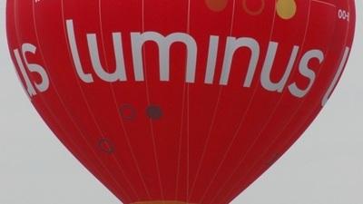 OO-BZO - Cameron N-160 - Hot Air Balloon Promotions