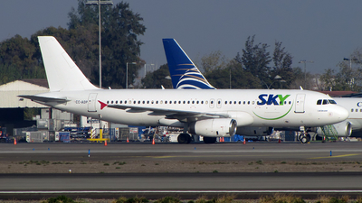 CC-ADP - Airbus A320-231 - Sky Airline