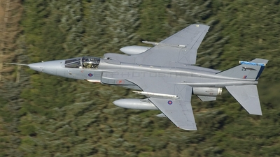 XZ112 - Sepecat Jaguar Gr.3a - United Kingdom - Royal Air Force (RAF)