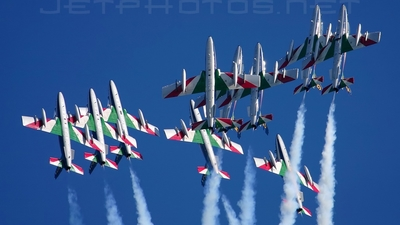 - Aermacchi MB-339PAN - Italy - Air Force