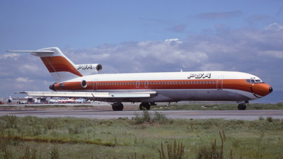 N534PS - Boeing 727-214 - Pacific Southwest Airlines (PSA)