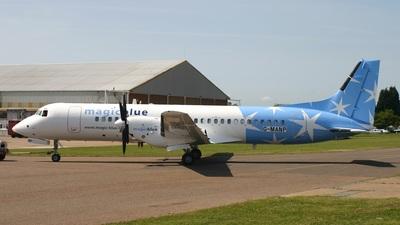 G-MANP - British Aerospace ATP - Magic Blue