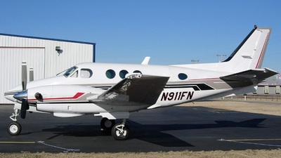 N911FN - Beechcraft C90 King Air - Millenium Aircraft