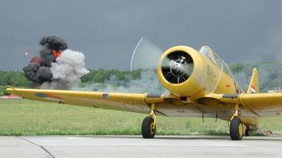 PH-IIB - Noorduyn Harvard Mk.II - Netherlands - Air Force Historical Flight