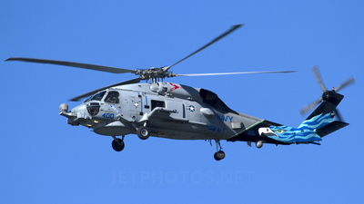 166561 - Sikorsky MH-60R Seahawk - United States - US Navy (USN)