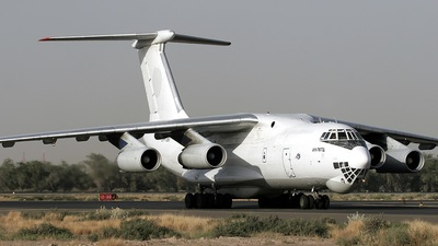 ER-IBO - Ilyushin IL-76TD - Airline Transport