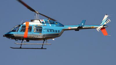JA6099 - Bell 206L-3 LongRanger - Japan - Police