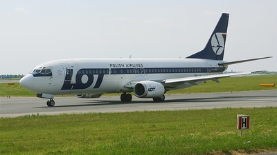 SP-LLA - Boeing 737-45D - LOT Polish Airlines