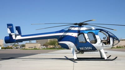N630N - McDonnell Douglas MD-600N - MD Helicopters