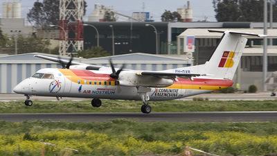 PH-DXB - Bombardier Dash 8-Q315 - Iberia Regional (Air Nostrum)