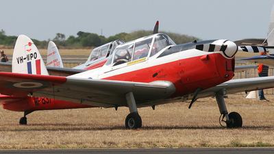 VH-WPO - De Havilland Canada DHC-1 Chipmunk T.10 - Private