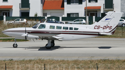 CS-DPS - Cessna 402B - Private