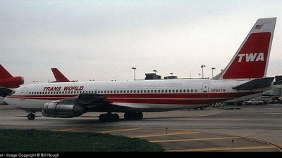 N795TW - Boeing 707-131B - Trans World Airlines (TWA)