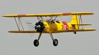 NC58756 - Boeing N2S-3 Stearman - Private