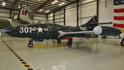 125295 - Grumman F9F-2 Panther - Private