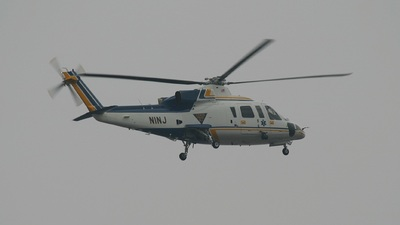 N1NJ - Sikorsky S-76B - United States - New Jersey State Police