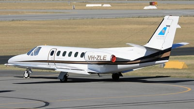 VH-ZLE - Cessna 550 Citation II - China Southern West Australian Flying Club