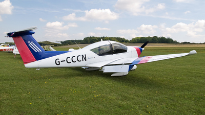 G-CCCN - Robin R3000/160 - Private