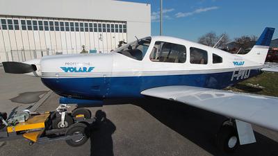 A picture of IPVLI - Piper PA28R201 Arrow - [2844117] - © Mauro Bozzi