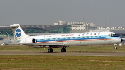 B-2108 - McDonnell Douglas MD-82 - China Northern Airlines