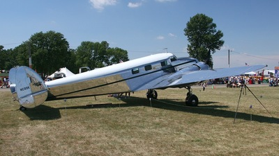 NC99K - Lockheed 12A Electra - Private