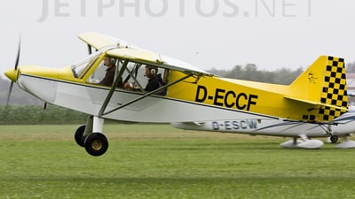 D-ECCF - Rans S-7 Courier - Private