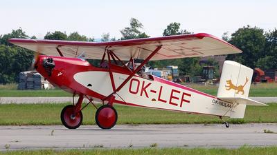 OK-NUL44 - Letov S.239 - Private