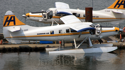 C-GHAZ - De Havilland Canada DHC-3T Vazar Turbine Otter - Harbour Air
