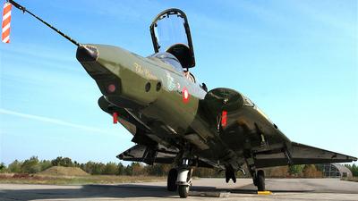 AR-113 - Saab RF-35XD Draken - Denmark - Air Force