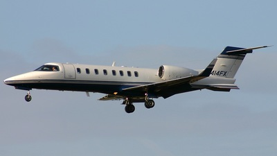 N414FX - Bombardier Learjet 45 - Private