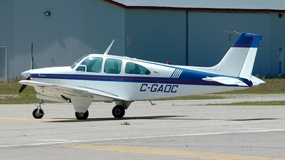 C-GAOC - Beechcraft 35-C33A Bonanza - Private