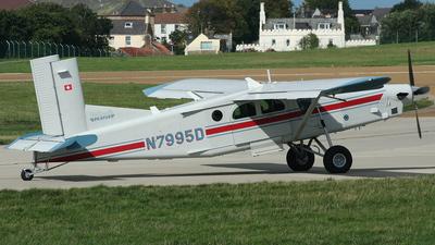 A picture of N7995D - Pilatus PC6/B2H4 - [931] - © John Fitzpatrick